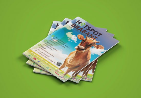 Mooie HotSpots in Brabant met dit mooie Magazine