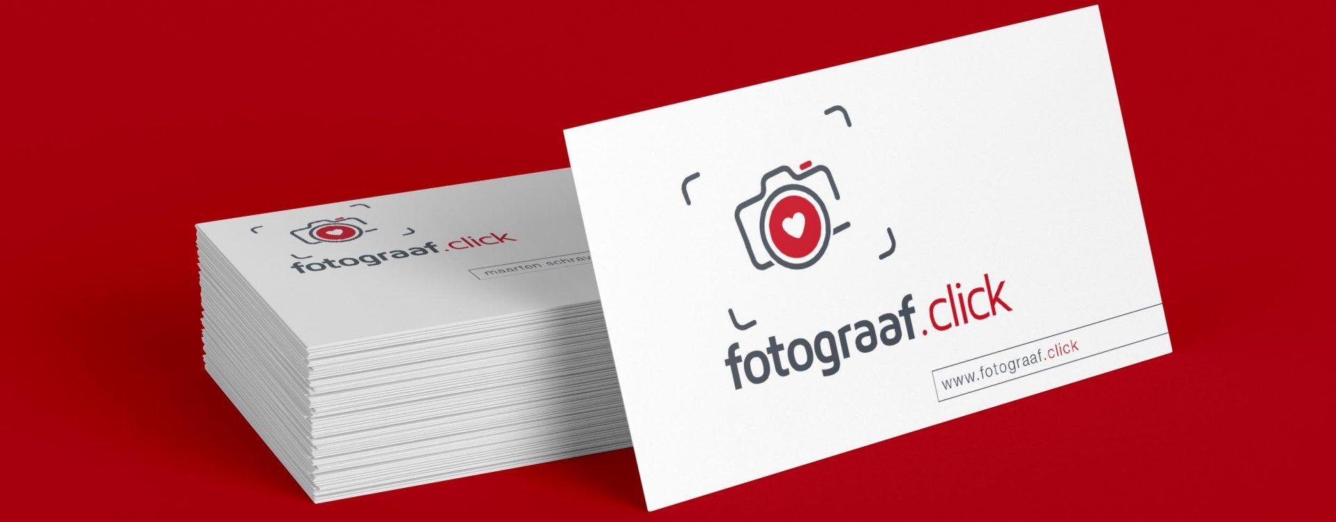 Visitekaartjes va fotograaf.click