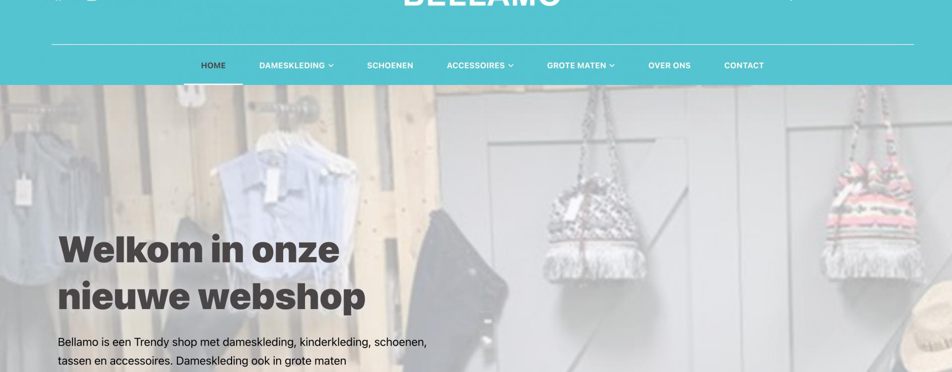Bellamo Beauty Webshop