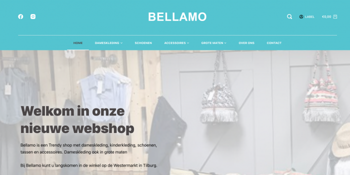 Bellamo Beauty Webshop